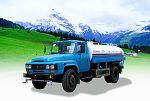 东风尖头汽油洒水车|8吨洒水车|汽油发动机